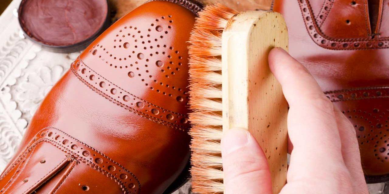 Comment nettoyer des chaussures en cuir