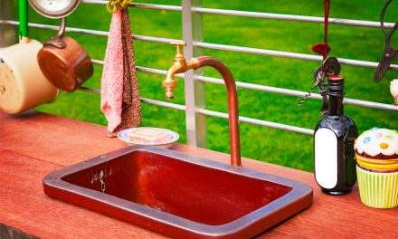 Comment acheter un évier de cuisine en cuivre