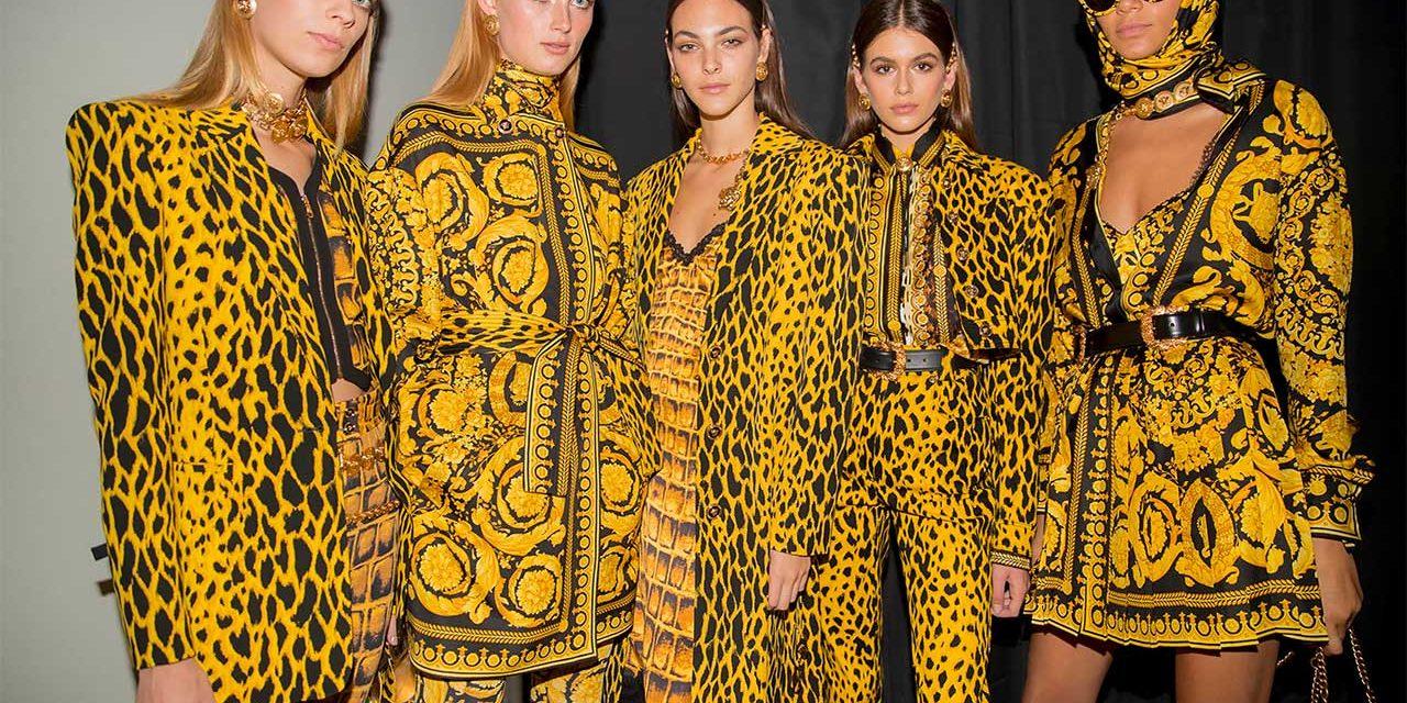 Comment acheter des vêtements et accessoires Versace