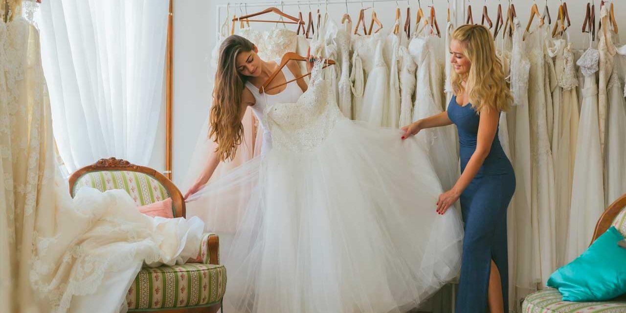 Comment choisir la robe de mariage adaptée à la forme de votre corps