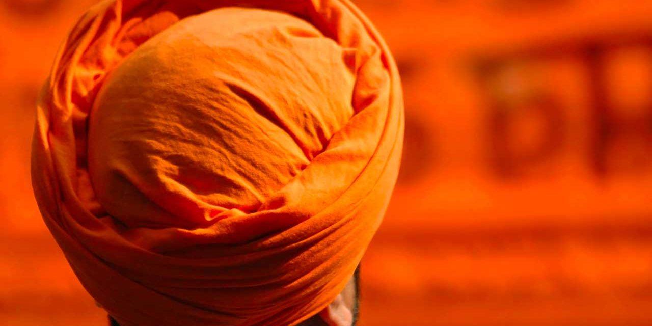 Comment faire un turban