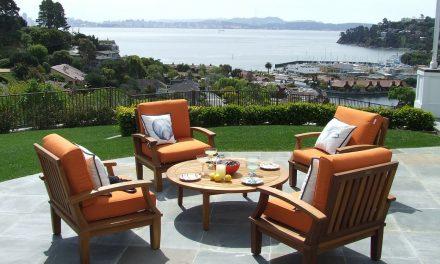 Revêtement de terrasse : le choix de la pierre bleue