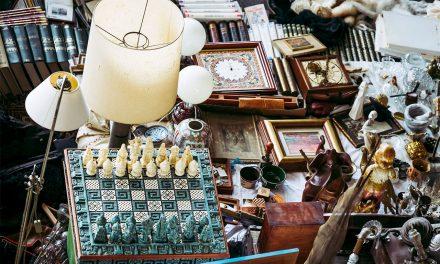 Comment faire des affaires au marchés d'antiquités
